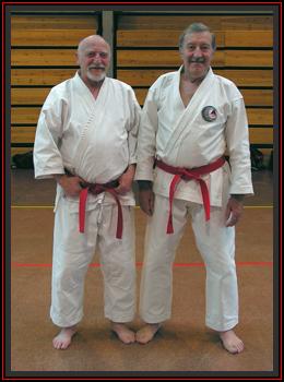 Adolphe Schneider et Roland Habersetzer