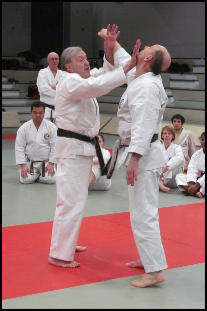 Roland HABERSETZER et Jacques FAIEFF