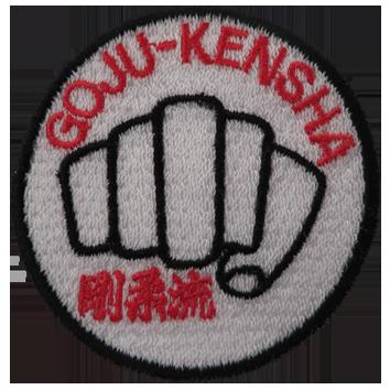 Écusson du Gojukensha